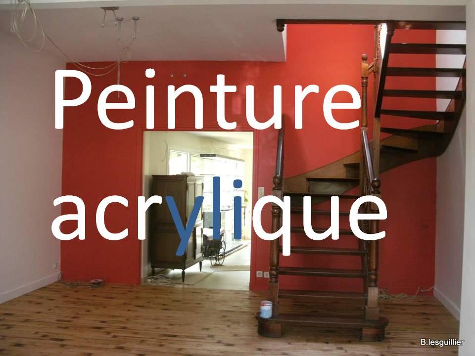 ... Peinture Acrylique Morbihan Realisation Travaux De Peinture Badigeon  Chaux Enduit Chaux Patine Murale Patine Meuble Decor