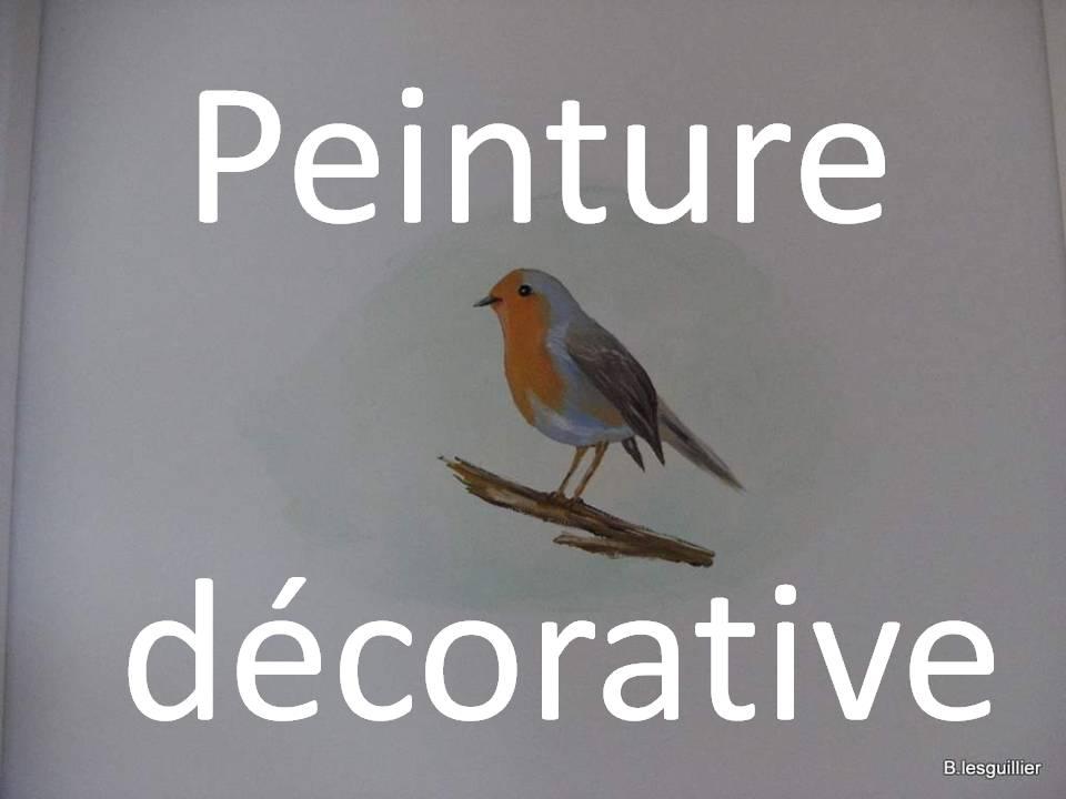 R Alisation De Peinture Acrylique De Chaux Et De Patine